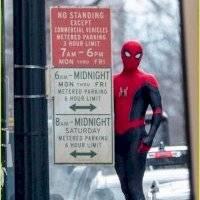 Spiderman 3: se revelan imágenes de la grabación y filtran un detalle del traje
