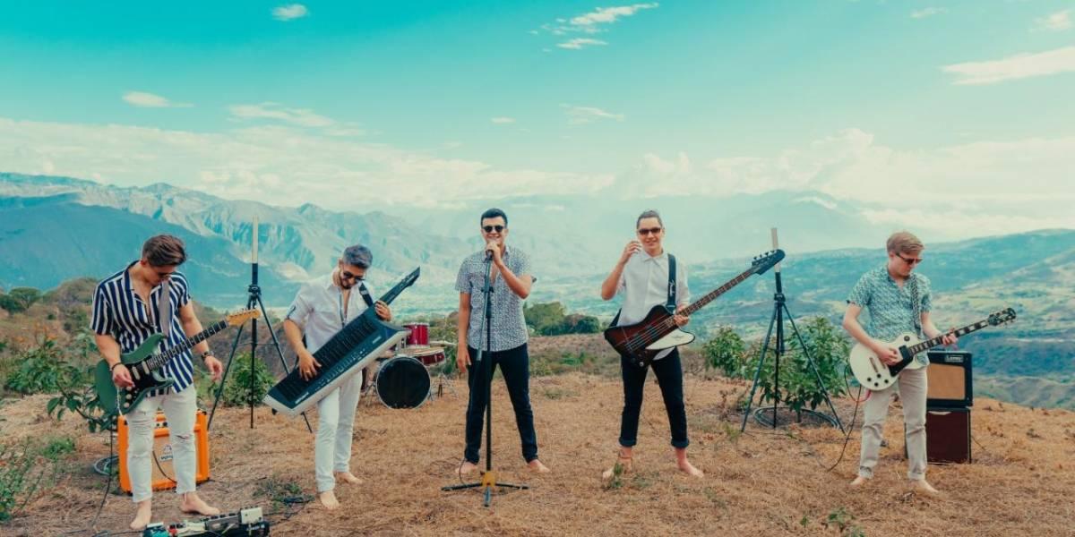 """La banda cuencana """"El Efecto Doppler"""" estrena su nuevo """"No te vayas"""""""