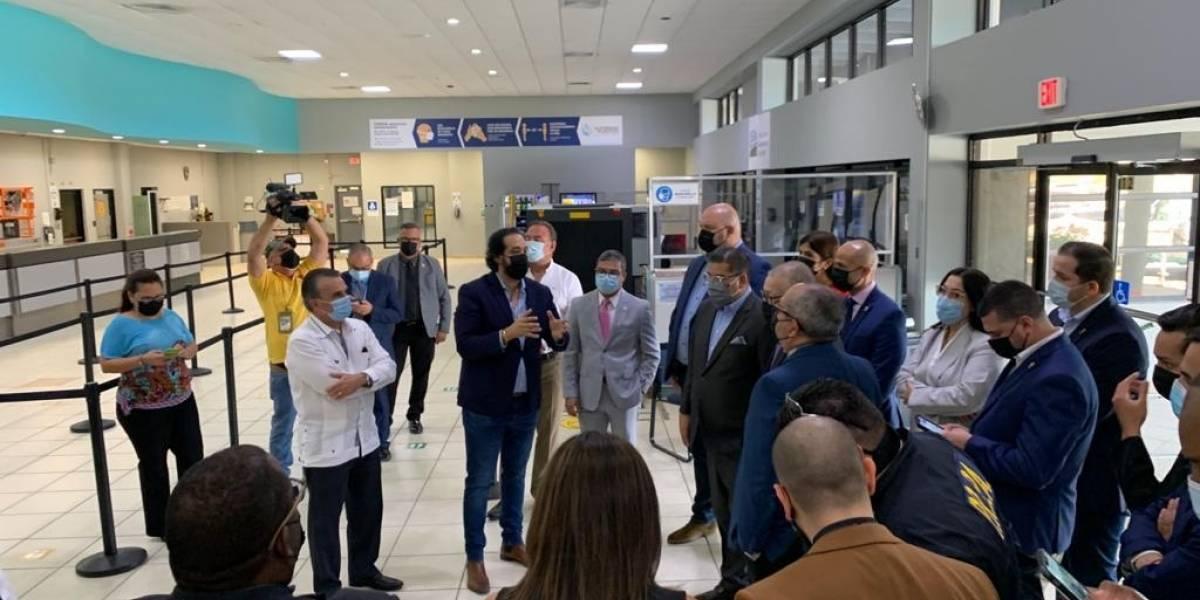 Reclaman detener contrato de APP para administración de aeropuertos regionales