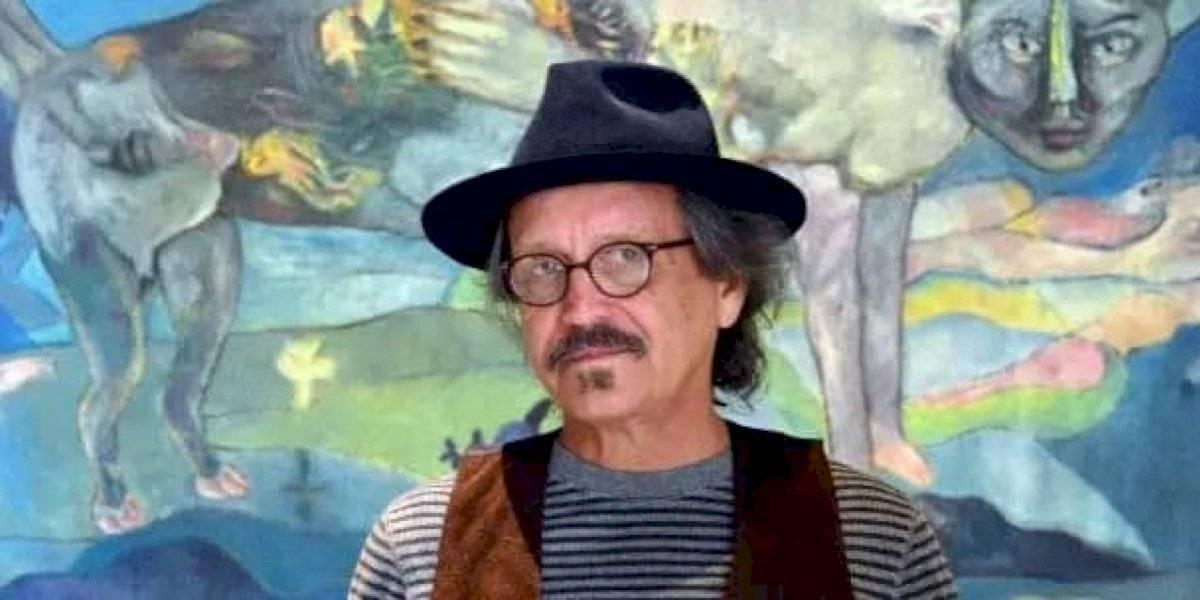 Velatorio de Elizam Escobar será en el Viejo San Juan