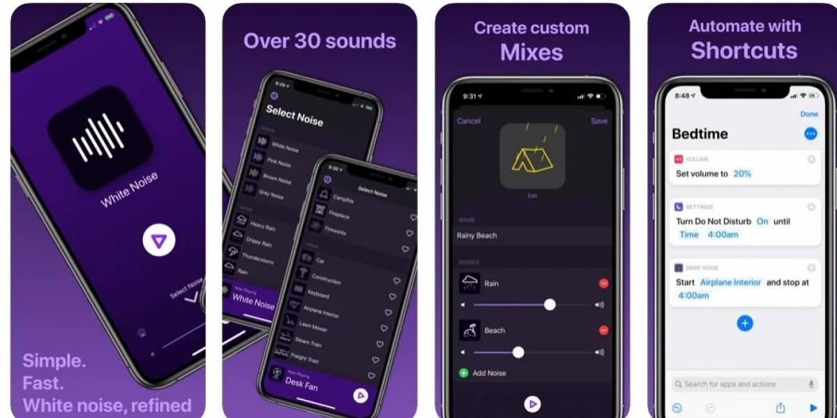 iOS: de esta manera tu iPhone puede reproducir sonido ambiental que te ayude a dormir