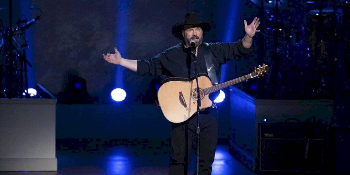 Garth Brooks cantará en la investidura de Joe Biden