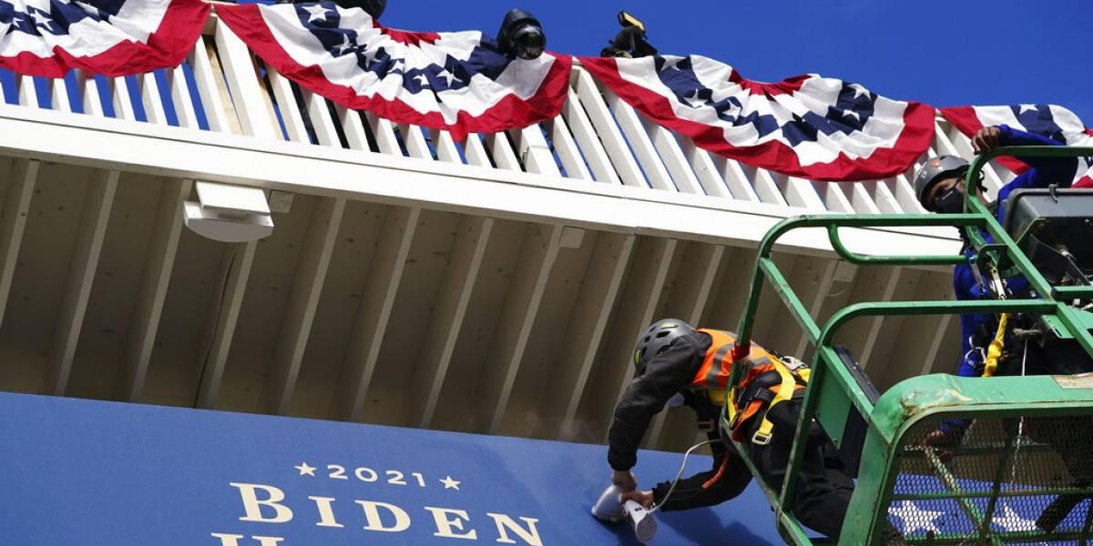 Grandes esperanzas y grandes problemas aguardan a Biden