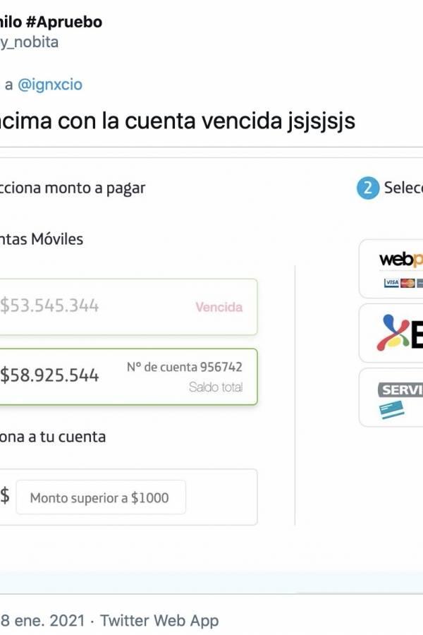 Deuda fono Piñera