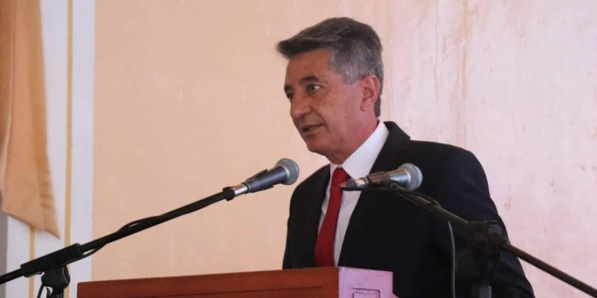 Alcalde de Latacunga y Gobernador de Cotopaxi dieron positivo a COVID-19