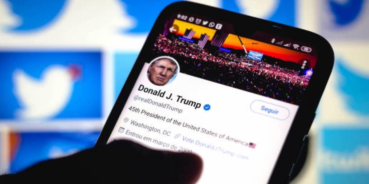 Las sanciones de Twitter y Facebook a Trump cortaron la desinformación sobre las elecciones