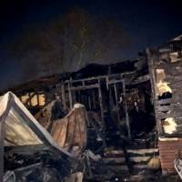 Familia que no tenía olfato por el coronavirus se salva de un voraz incendio en su casa