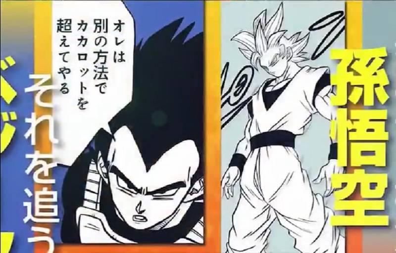 Goku vuelve con su ultra instinto