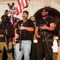 Corazones rotos: a los atacantes del Capitolio no los quieren ni en Tinder