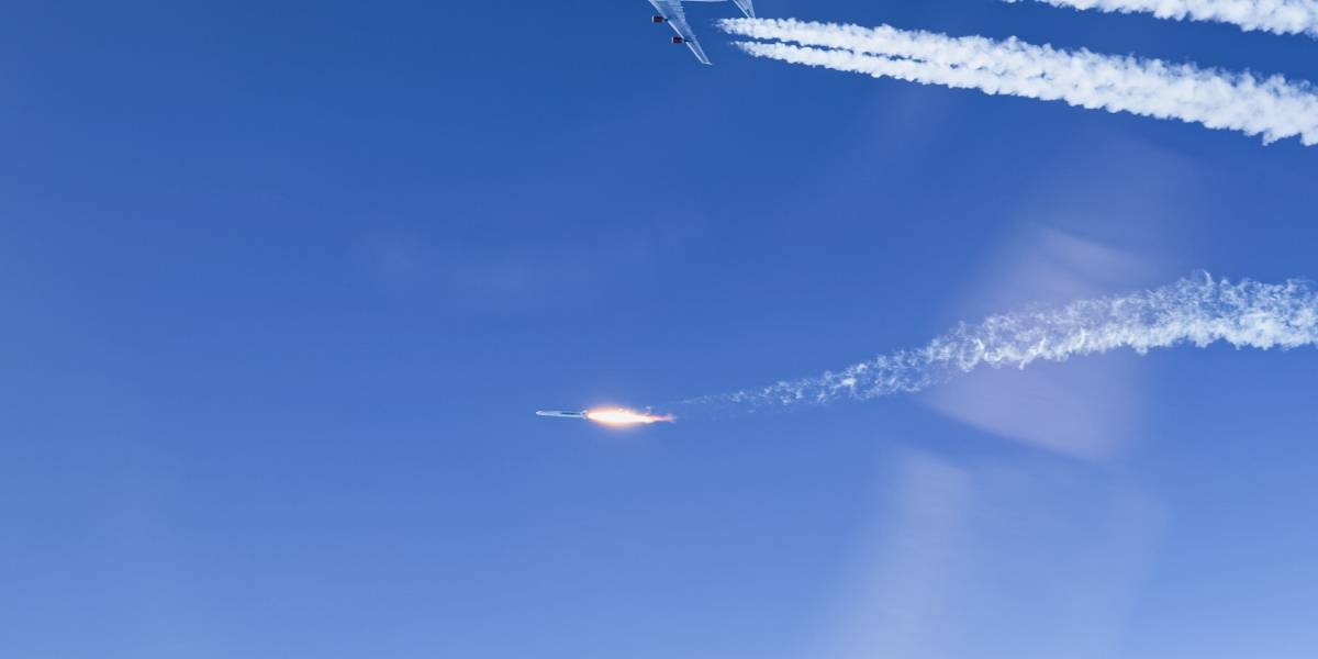 Ciencia.-Virgin Orbit pone 10 cubeSats en órbita con un lanzamiento aéreo