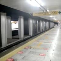 Restablecen la luz de la Línea 1 del Metro tras incendio