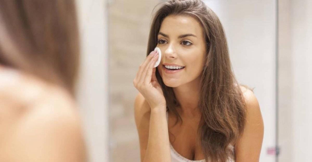 Funciona perfectamente como desmaquillante para las pieles sensibles