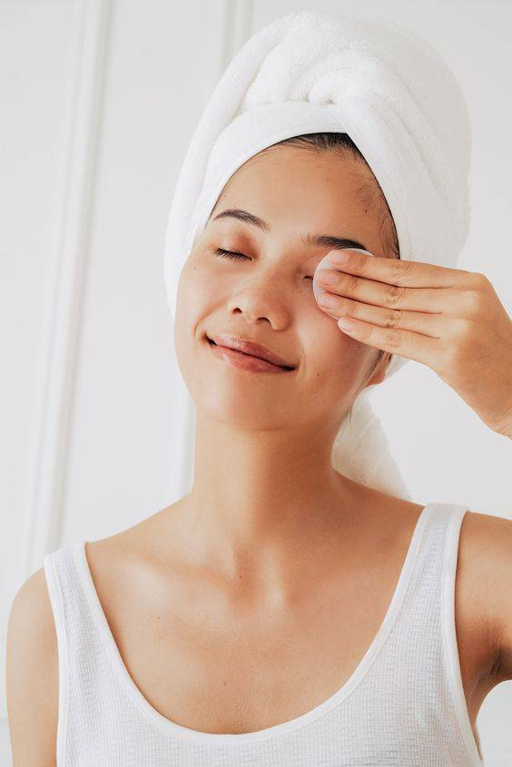 lavarte la cara