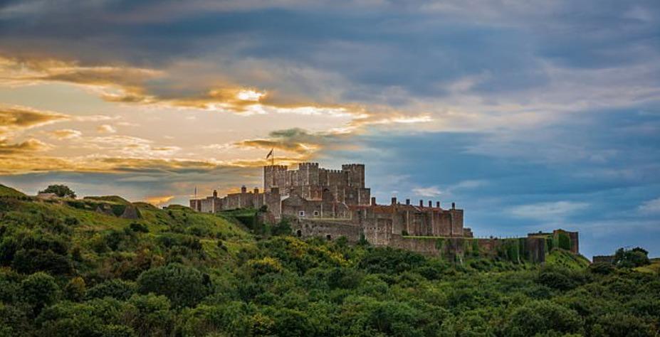 Castillo de Dover.