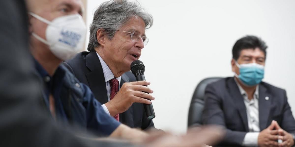 Guillermo Lasso ofrece subsidiar la tarifa del Metro de Quito y ampliarlo hasta Calderón