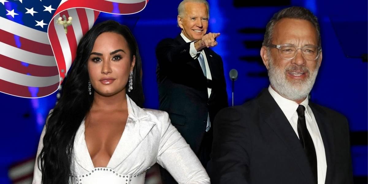 Qué artistas participarán en la toma de posesión de Joe Biden