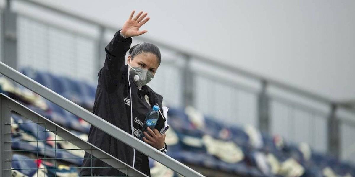 Christopher Cuéllar deja la Selección Nacional Femenil