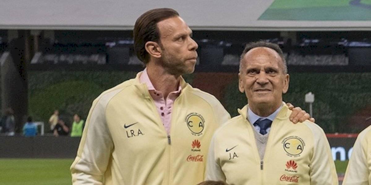 José Alves, ex jugador de América y padre de Zague falleció