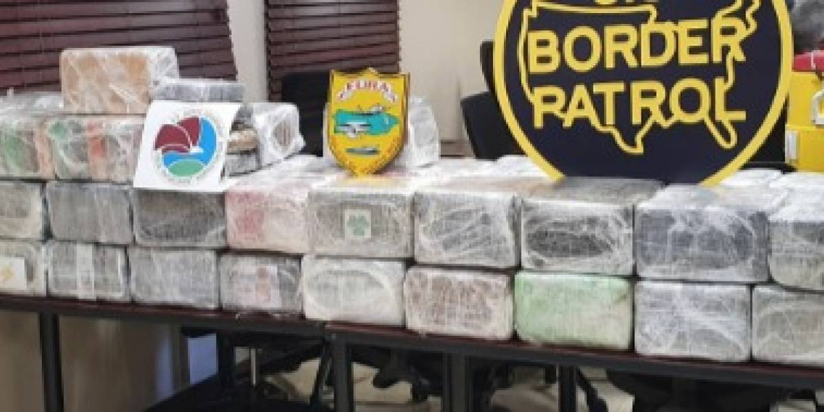 Incautan cargamento de cocaína valorado en más de $7 millones en Aguadilla