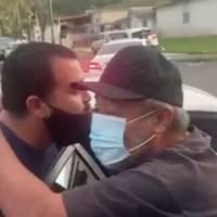 Gobierno se mueve a atender padre de asesino de enfermera tras expresar intención de quitarse la vida