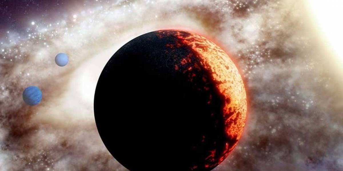 Descubren uno de los sistemas planetarios más antiguos: ¿es habitable su supertierra?