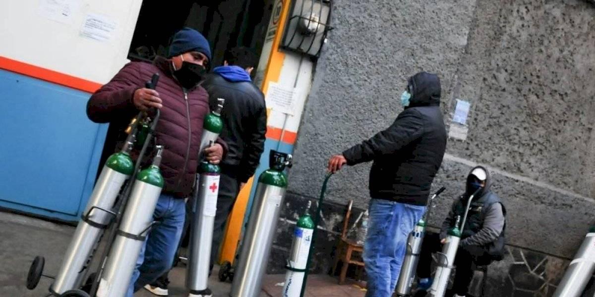 Inicia campaña #PorAmorALaVida para regresar tanques de oxígeno sin utilizar