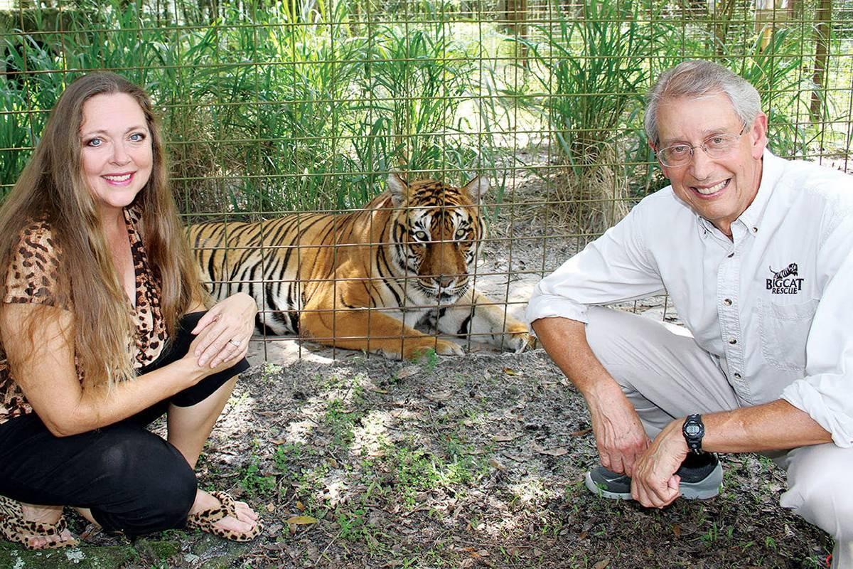 Tiger King Carole Baskin