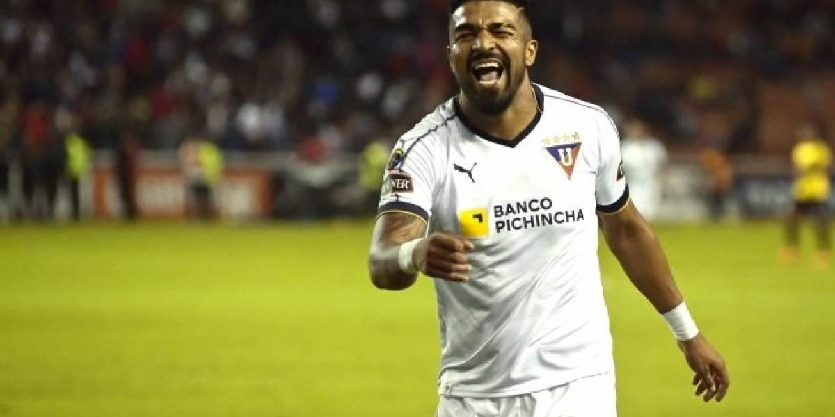 El emotivo mensaje con el que Rodrigo Aguirre se despidió de Liga de Quito