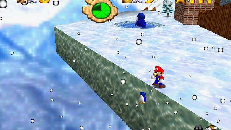 Fall Guys Super Mario 64 Los Simpson