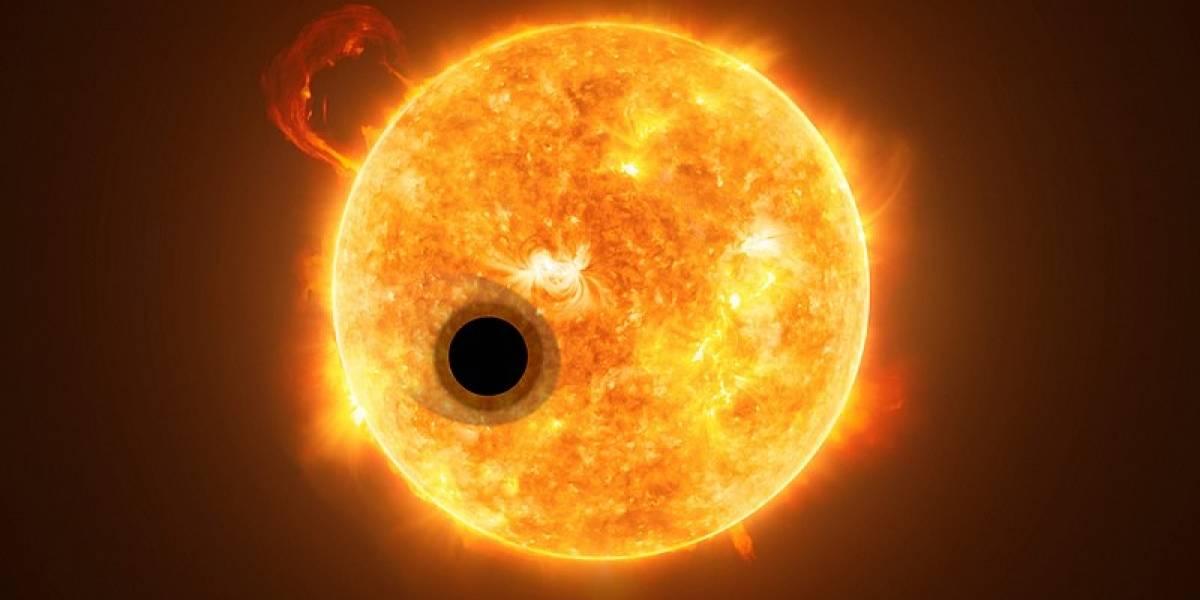 Espacio: ¿Por qué este planeta del tamaño de Júpiter es como un algodón de azúcar?