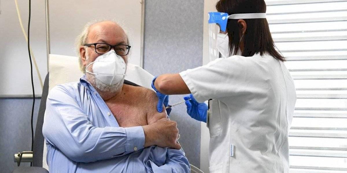 Italia demandará a Pfizer por demoras en vacunas