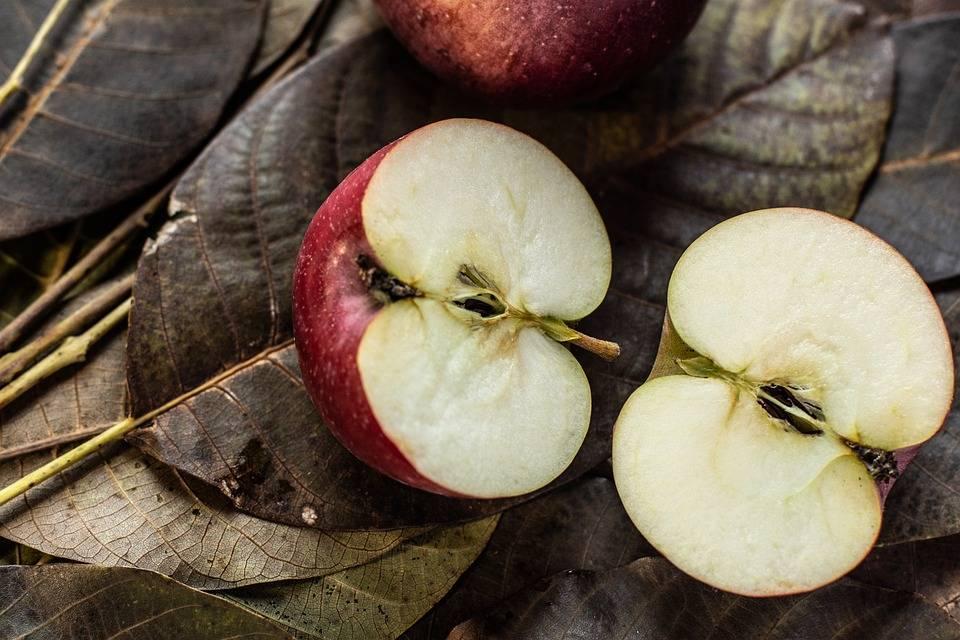 Manzana partida
