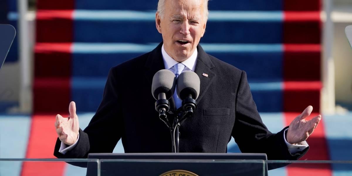 Joe Biden firma orden ejecutiva para evitar la salida de EE.UU. de la OMS