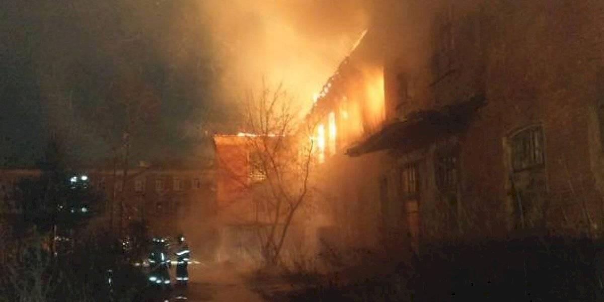 Familia en Texas afectada por COVID perdió el olfato y por poco muere en incendio que no percibió