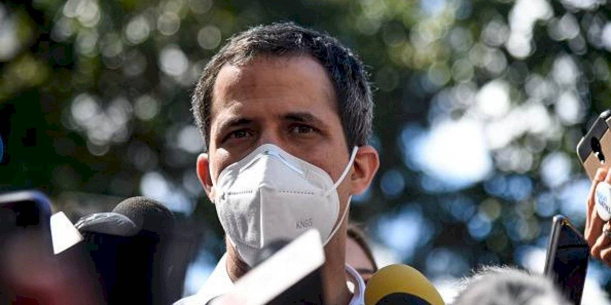 Juan Guaidó hizo un pedido al recién posesionado presidente de Estados Unidos, Joe Biden