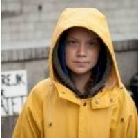Greta Thunberg trollea a Trump en su despedida