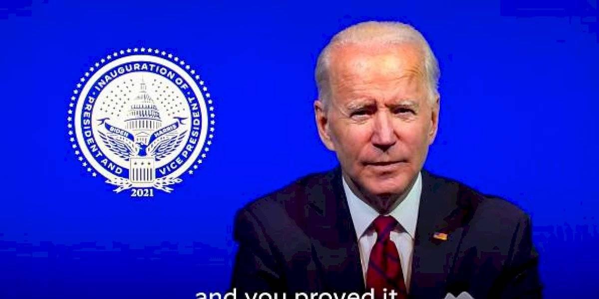 El cambio que sufrirán las cuentas de la Presidencia de EE.UU. cuando asuma Joe Biden