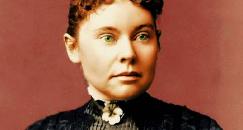 Lizzie Borden.