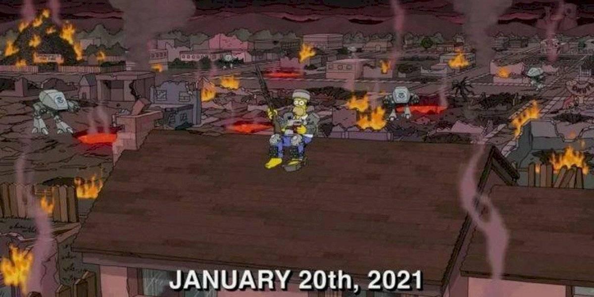 Los Simpson: los detalles de la predicción de la serie para este 20 de enero