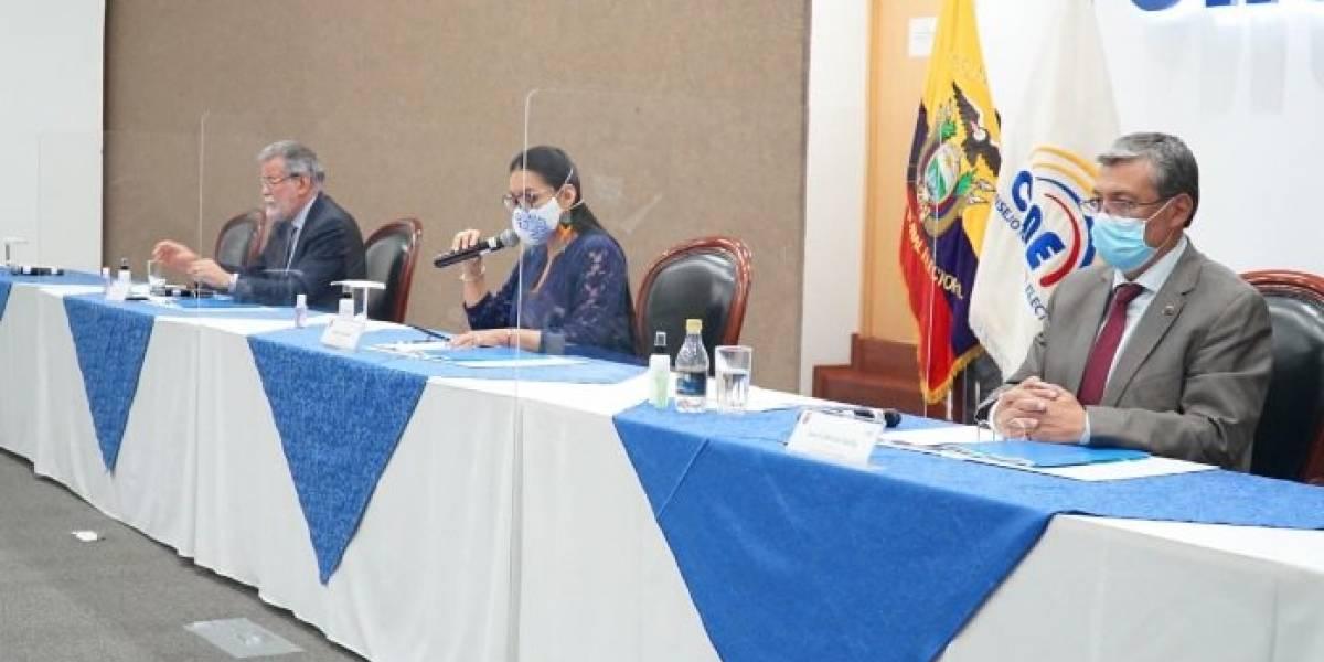 CNE otorgó plazo a Justicia Social para inscribir candidaturas de Parlamentarios Andinos