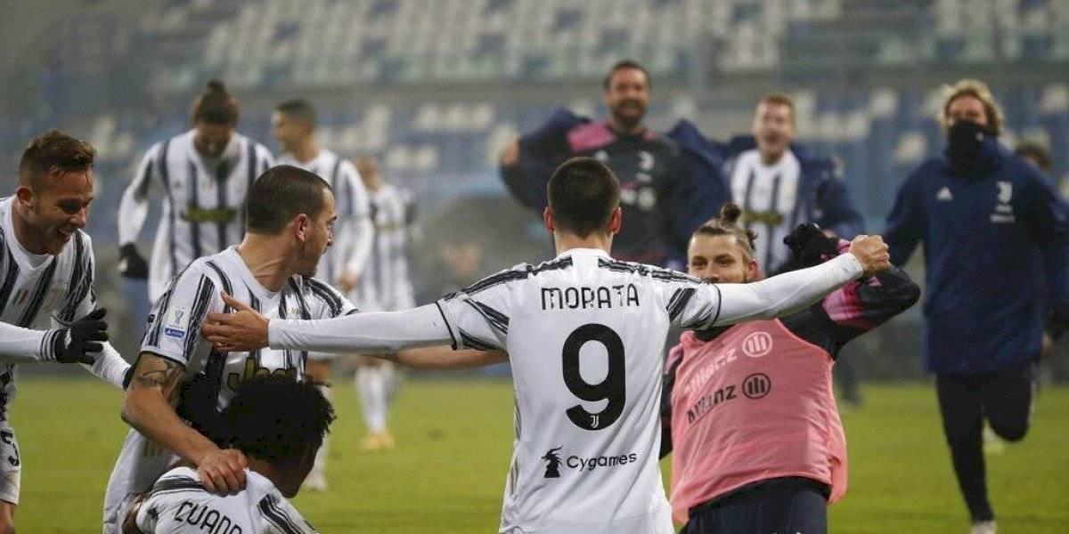 Juventus, campeón: Pirlo logra su primer título como entrenador y el 29 de Cristiano Ronaldo