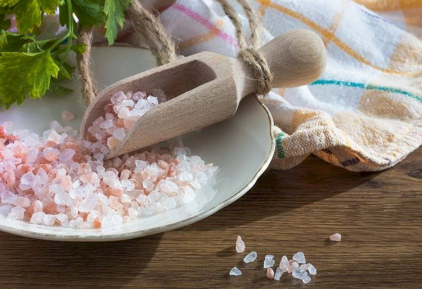 La sal marina es una gran aliado en los espacios para capturar la humedad y purificar el aire.