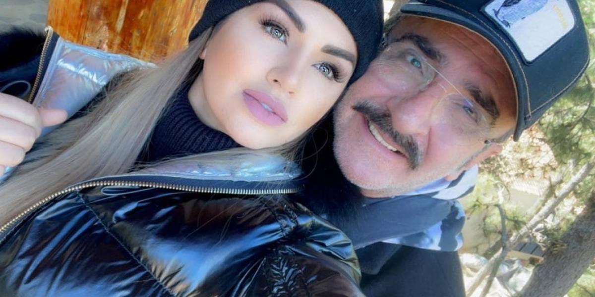 Vicente Fernández Junior y novia aspiran a una diputación plurinominal