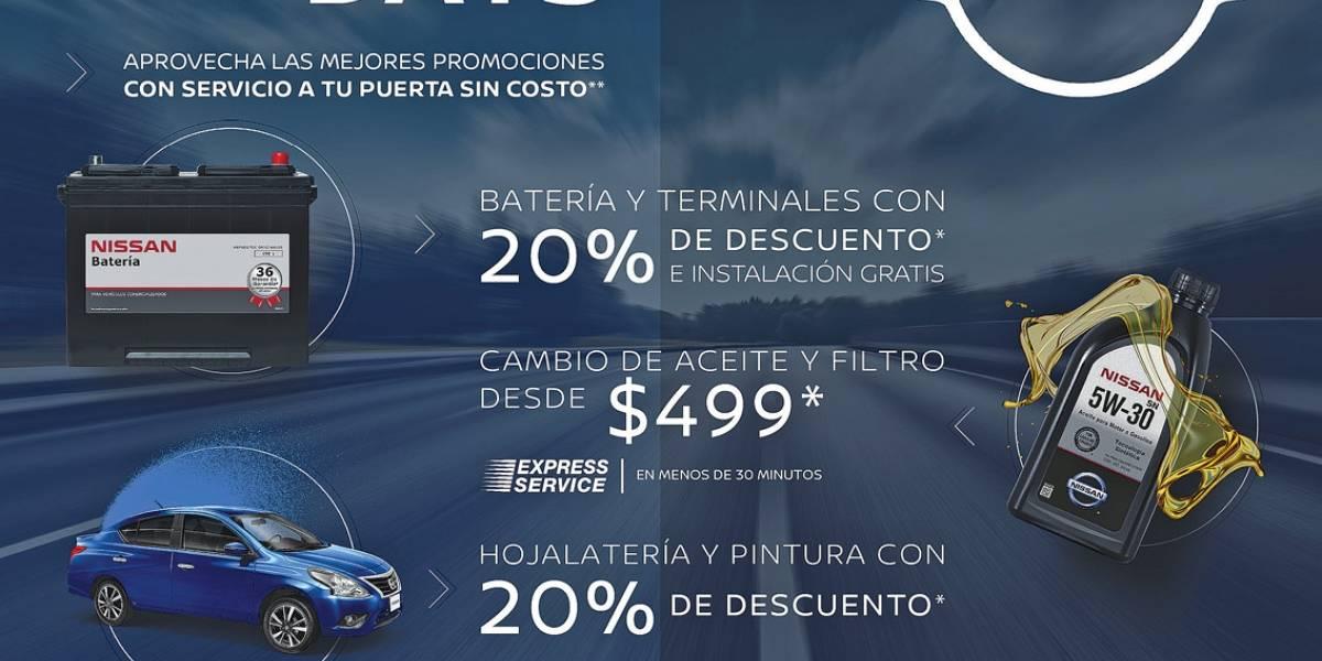 Anuncio Nissan edición CDMX del 21 de Enero del 2021, Página 3