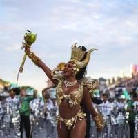 Se suspende el desfile de Carnaval de Río de Janeiro