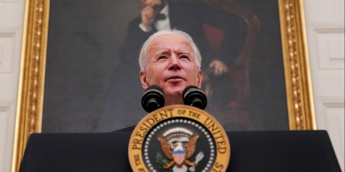 Joe Biden suspendió las deportaciones de inmigrantes durante 100 días