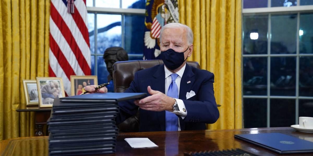 Presidente Biden ordena medidas económicas de emergencia