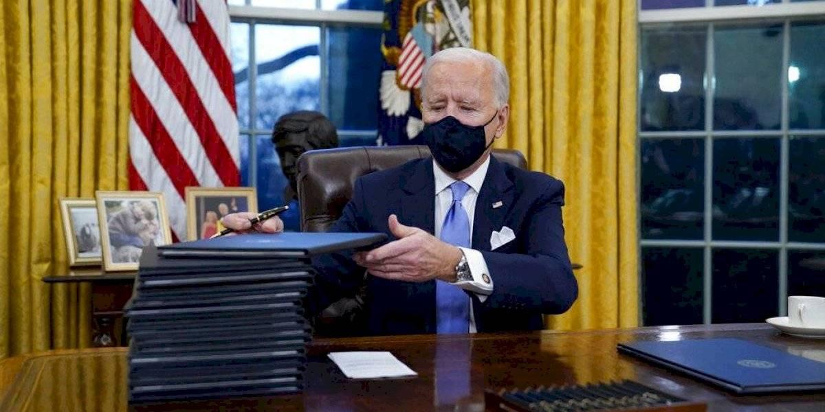 "Joe Biden abre periodo de inscripciones a ""Obamacare"""