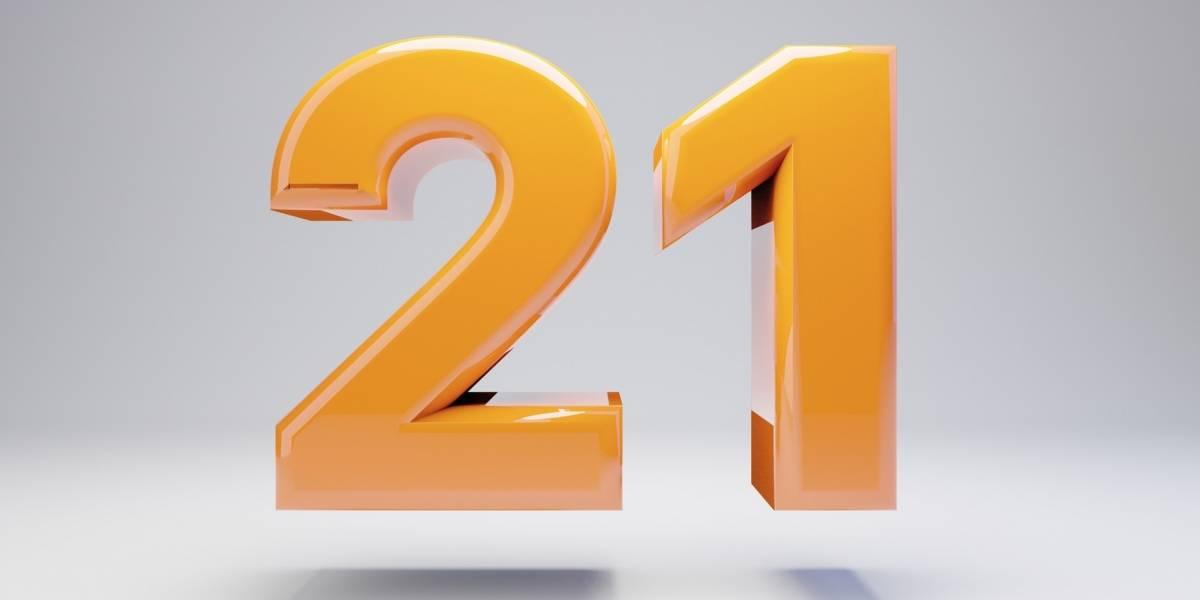 La sincronía única del 21 pasará doce veces este año