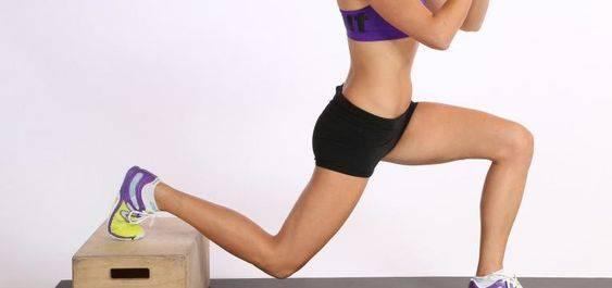 Rutina de ejercicios para glúteos en casa